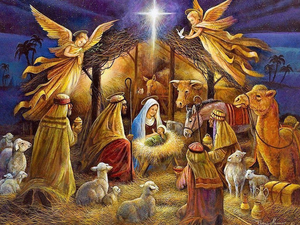 We Wish You A Merry Christmas - The True Meaning Of Christmas