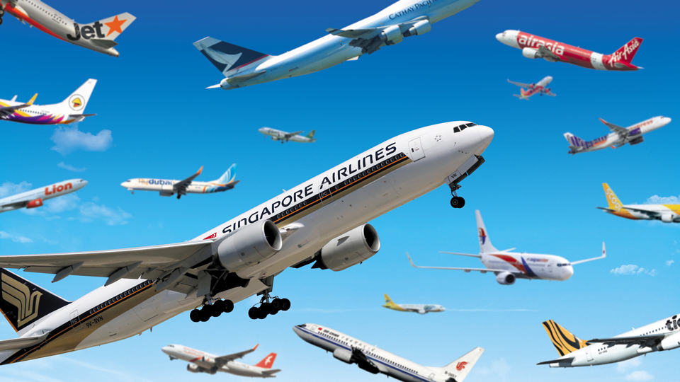 Top Ten Airlines