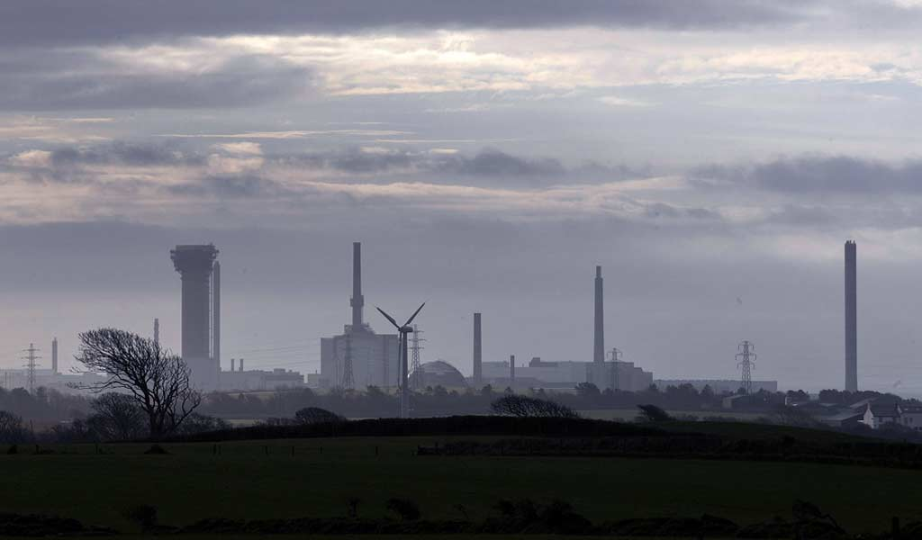 sellafield nuclear accident