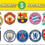 top 10 richest football clubs list 2019